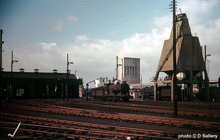 Shed >> British Railways
